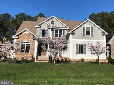Ocean Pines Single Family Home For Sale: 141 Pine Forest Drive