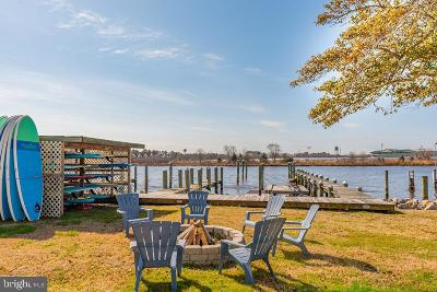 Berlin Single Family Home For Sale: 11450 Gum Point Road #7