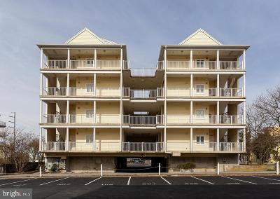 Ocean City Townhouse For Sale: 11 54th Street #102