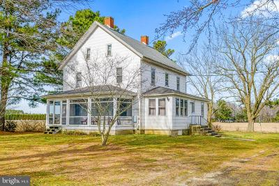 Worcester County Farm For Sale: 10548 Cathell Road