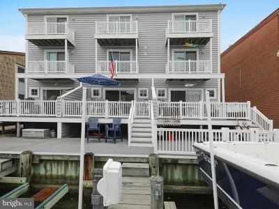 Ocean City Townhouse For Sale: 712 B Mooring Road
