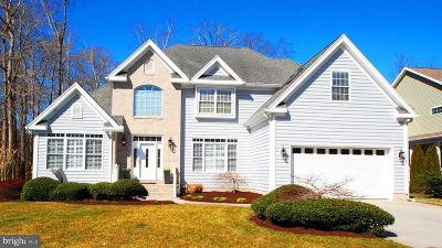 Ocean City Single Family Home For Sale: 12541 Whispering Woods Drive