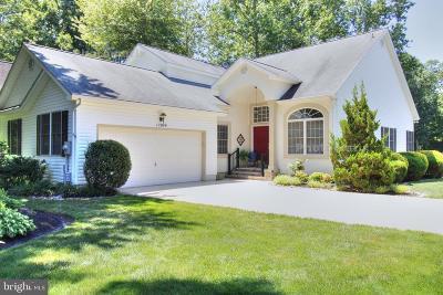 Berlin Single Family Home For Sale: 11309 River Run Lane