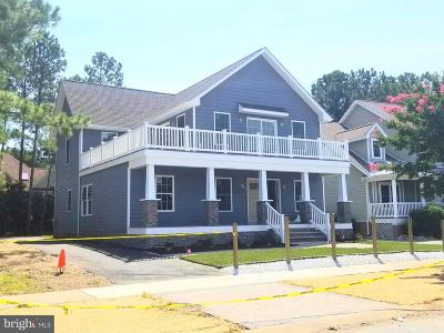 Ocean Pines Single Family Home For Sale: 134 Parkside Circle