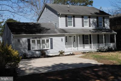 Ocean Pines Single Family Home For Sale: 1 Moonshell Drive