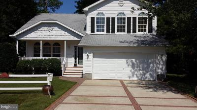 Berlin Single Family Home For Sale: 6 Sand Trap Court