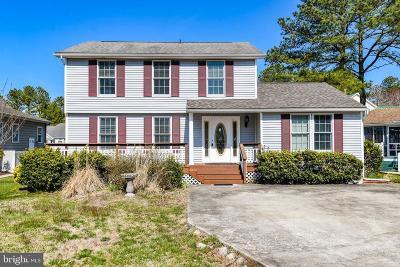 Ocean Pines Single Family Home For Sale: 417 Ocean Parkway