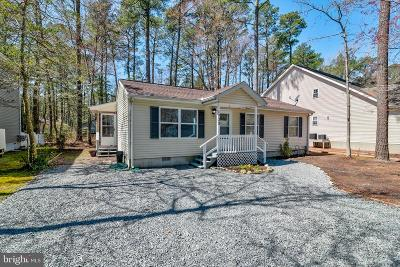 Ocean Pines Single Family Home For Sale: 1228 Ocean Parkway