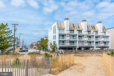 Ocean City Single Family Home For Sale: 8 75th Street #101