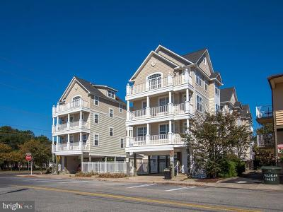 Ocean City Single Family Home For Sale: 14400 Coastal Highway #C3