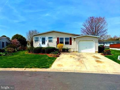 Ocean City Single Family Home For Sale: 6 Fishermans Drive
