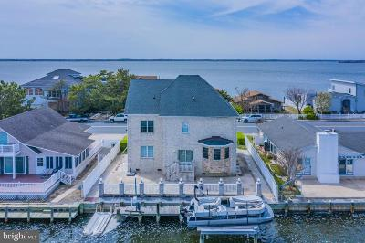 Single Family Home For Sale: 10614 Point Lookout Road