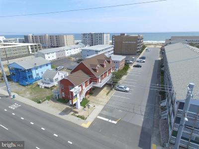 Berlin, Bishopville, Ocean City, Ocean Pines Commercial For Sale: 7200 Coastal Highway
