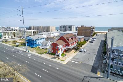 Ocean City Single Family Home For Sale: 7200 Coastal Highway