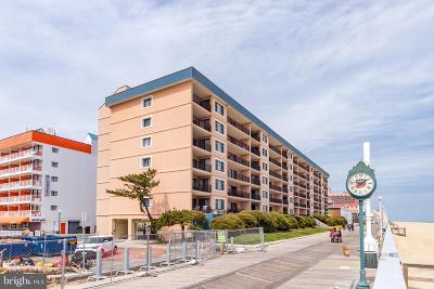 Ocean City Single Family Home For Sale: 1801 Atlantic Avenue #303