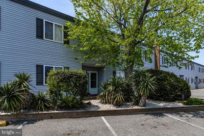 Ocean City Single Family Home For Sale: 721 Rusty Anchor Road #21B