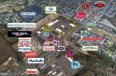 Berlin, Bishopville, Ocean City, Ocean Pines Commercial Lease For Lease: 12741 Ocean Gateway Highway