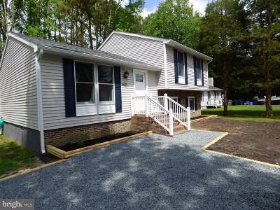 Ocean Pines Single Family Home For Sale: 52 Admiral Avenue