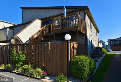 Ocean City Townhouse For Sale: 105 120th Street #45A5