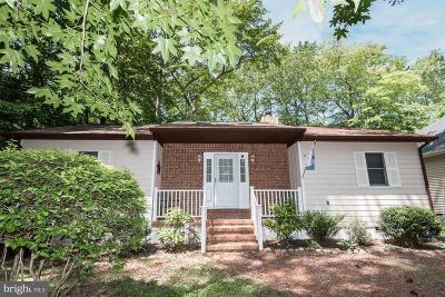 Ocean Pines Single Family Home For Sale: 71 High Sheriff Trail