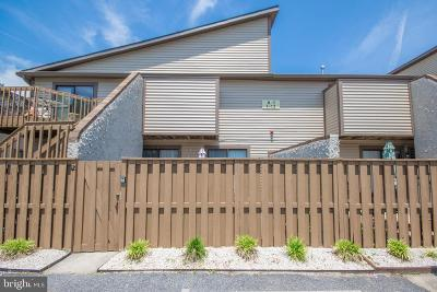Ocean City Single Family Home For Sale: 105 Edward Taylor Rd (120th St) #12A