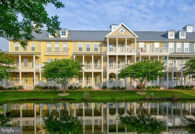 Ocean City Townhouse For Sale: 6 Canal Side Mews W
