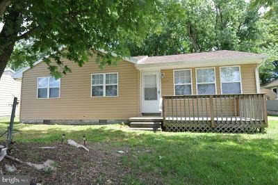 Pocomoke City Single Family Home For Sale: 729 8th Street