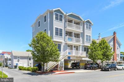 Ocean City Townhouse For Sale: 102 10th Street #A BLDG 1