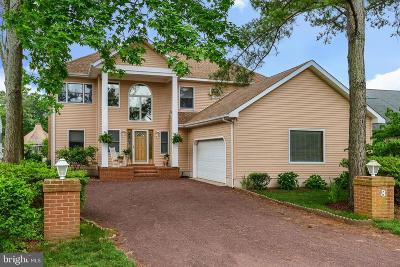 Ocean Pines Single Family Home For Sale: 8 Beach Court
