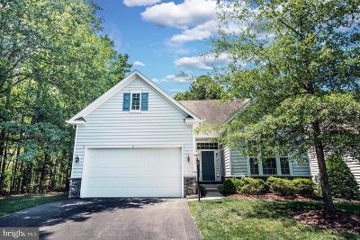 Ocean Pines Single Family Home For Sale: 20 Hidden Lake Court