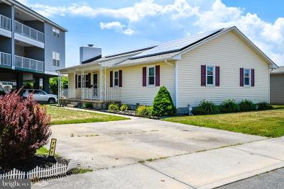 Ocean City Single Family Home For Sale: 701 Bradley Road