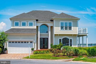 Ocean Pines Single Family Home For Sale: 51 Alton Point