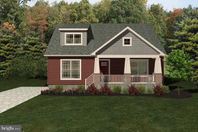 Ocean Pines Single Family Home For Sale: Pine Forest Lot 8 Road