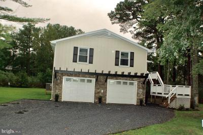 Ocean Pines Single Family Home For Sale: 18 Deerfield Court