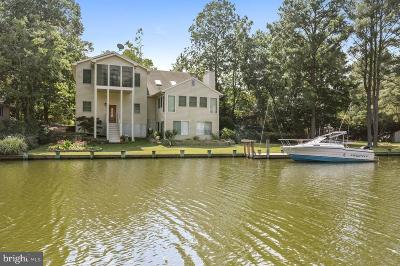 Ocean Pines Single Family Home For Sale: 19 Duck Cove Circle