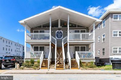 Ocean City Single Family Home For Sale: 12 84th Street #3