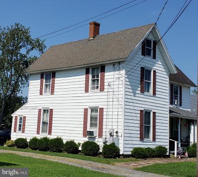 Pocomoke City Single Family Home For Sale: 704 Cedar Street