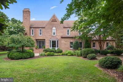 Berlin Single Family Home For Sale: 6331 S Point Road