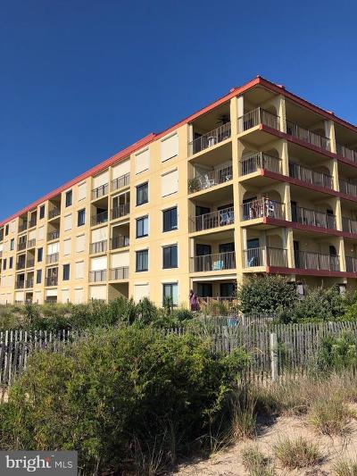 Ocean City Single Family Home For Sale: 6401 Atlantic Avenue #209