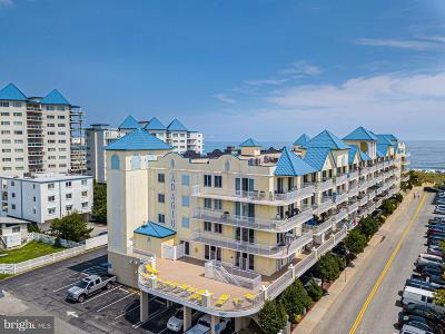 Ocean City Single Family Home For Sale: 5901 Atlantic Avenue #209