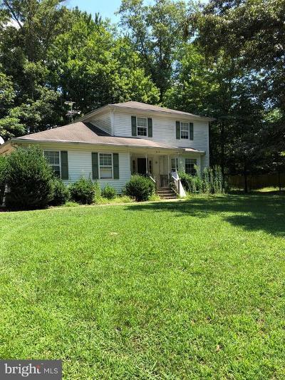Pocomoke City Single Family Home For Sale: 829 White Oaks Lane