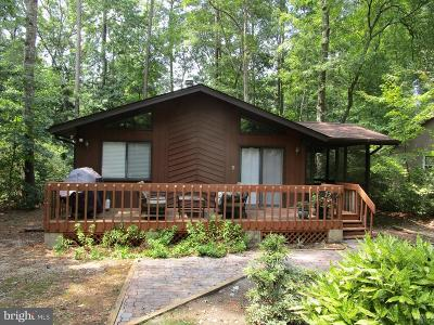 Ocean Pines Single Family Home For Sale: 12 Moby Dick Drive