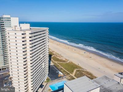 Ocean City Single Family Home For Sale: 10300 Coastal Highway #1509