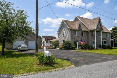 Showell Single Family Home For Sale: 10304 Shingle Landing Road