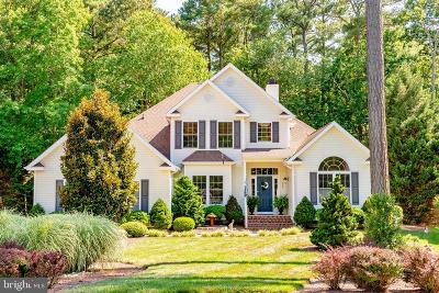 Ocean Pines Single Family Home For Sale: 409 Charlotte Court