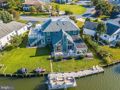 Ocean Pines Single Family Home For Sale: 33 Wood Duck Drive