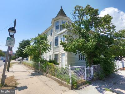 Atlantic City Multi Family Home For Sale: 600 N Michigan Avenue N