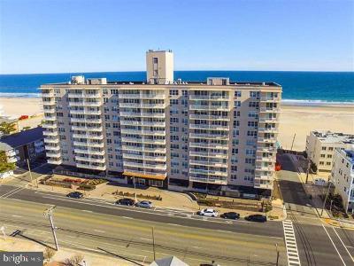 Atlantic County Condo For Sale: 9400 Atlantic Avenue #502