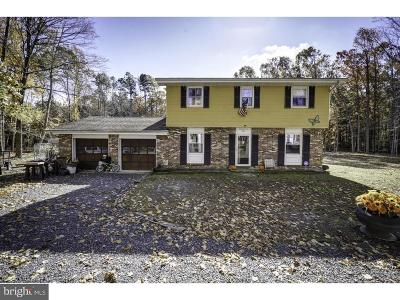 Atlantic County Single Family Home For Sale: 923 Elwood Road