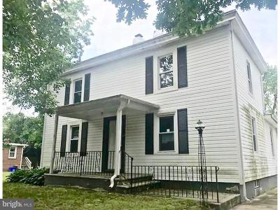 Buena Single Family Home For Sale: 204 S Franklin Street